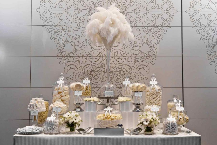 ISES Gala Event - The Classic White Lolly Buffet