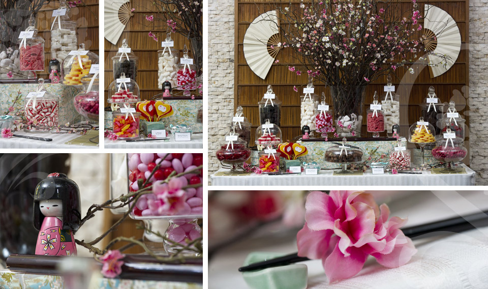 The Kosher Bat Mitzvah Candy Buffet Company