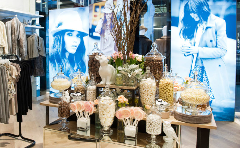 Portmans Product Launch - Fashion Lolly Buffet in Store