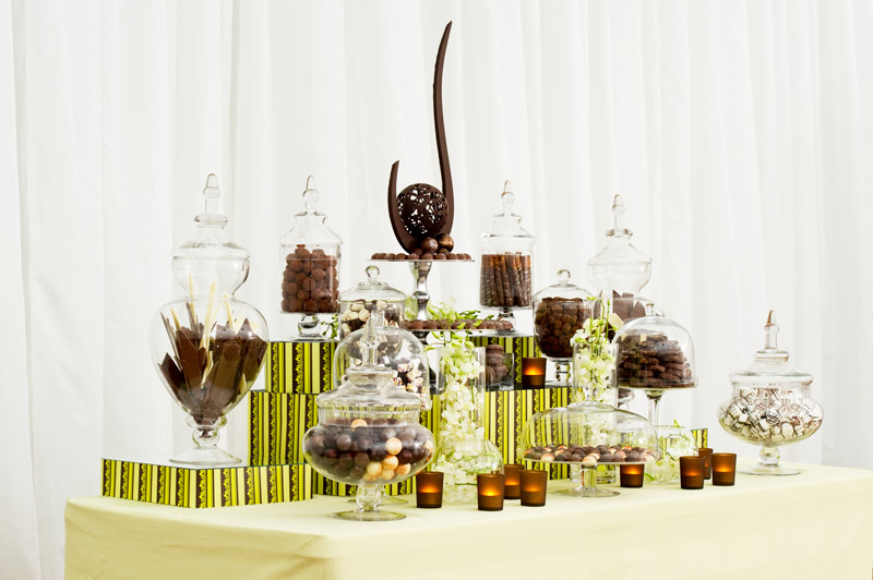 Chocolate Candy Buffet