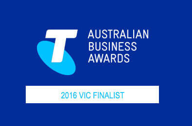 The Candy Buffet Company is a Telstra Micro Business VIC Awards 2016 Finalist