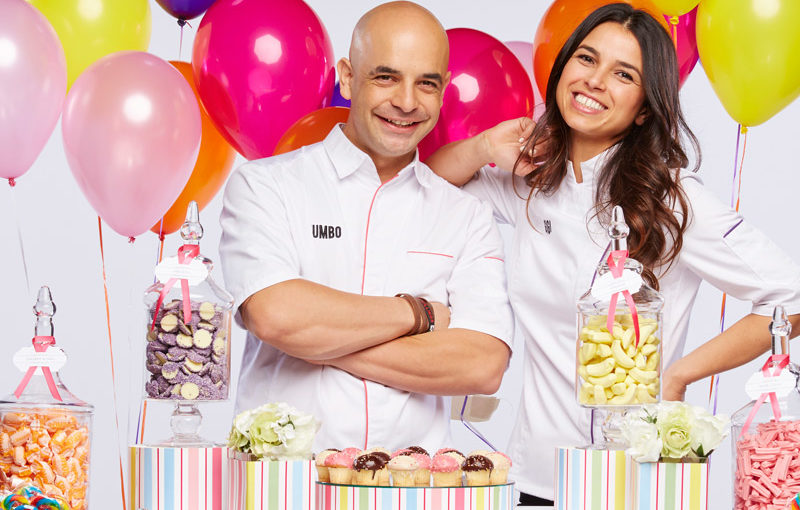 Adriano Zumbo with The Candy Buffet Company