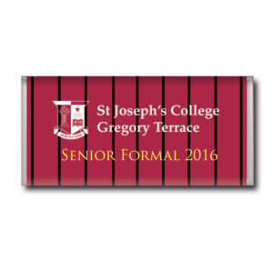 Custom College Chocolate Bar - The Candy Buffet Company