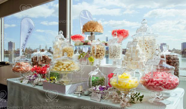 Carousel Candy Bar by The Candy Buffet Company