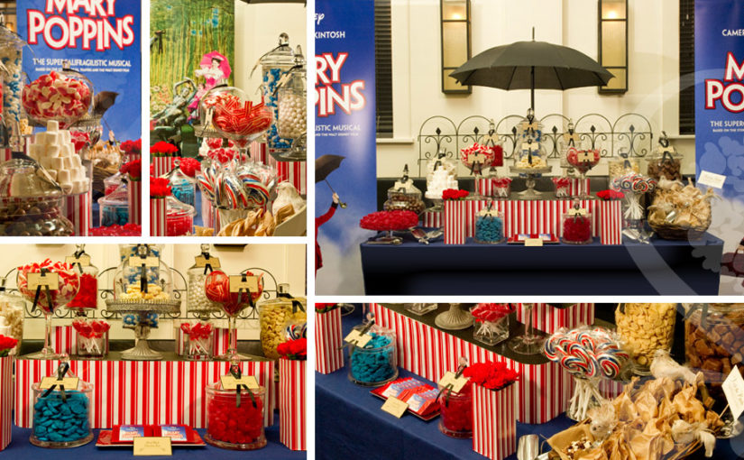 Mary Poppins Lolly Buffet by The Candy Buffet Company