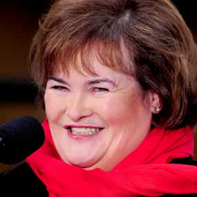 Susan Boyle candy blog post by The Candy Buffet Company