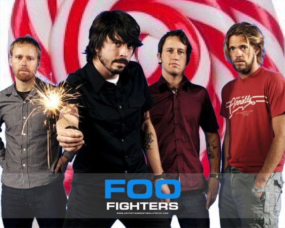 Foo Fighters lolly buffet by The Candy Buffet Company