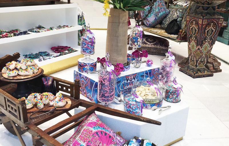 New Camilla Kaftans Release Lolly Buffet by The Candy Buffet Company