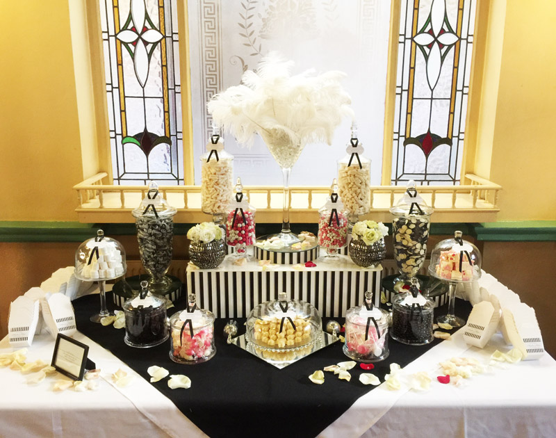 The Carrington Hotel in Katoomba NSW Lolly Buffet - The Candy Buffet Company