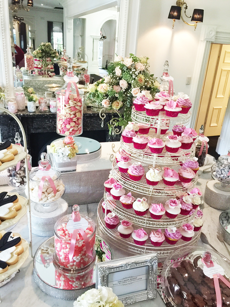 Shabby Chic Still in style - Shabby Chic Candy Buffet at Quat Quatta